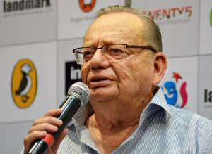 Ruskin Bond Writing Geeks