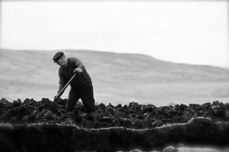 Digging a poem