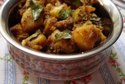 Hot Potato Masala Bites via WritingInTheKitchen.Com * @WritingintheKitchen