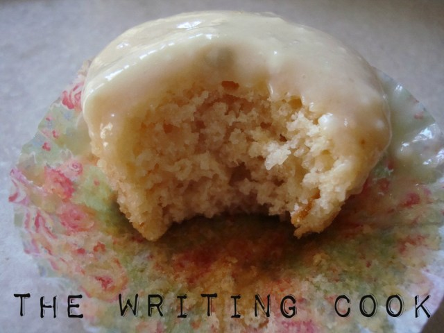 The Writing Cook: Orange and Lemon Marmalade Muffins