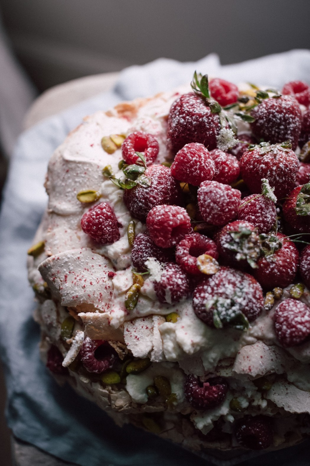Who Really Invented Pavlova? - Food History - Via WritingInTheKitchen.Com - @WritingInTheKitchen
