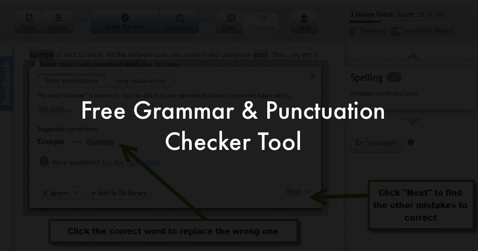 Best free grammar and punctuation checker software of 2019