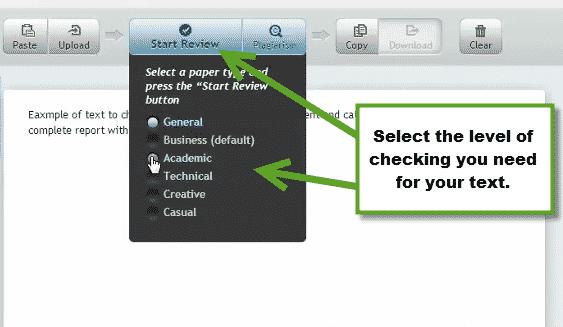writing check customization