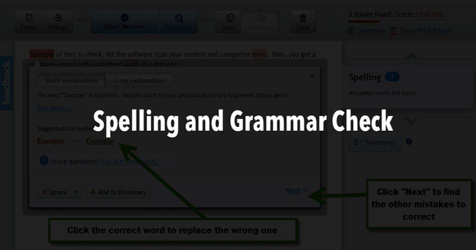 best spell checker for mac
