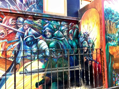 St. Peter's conquistadores