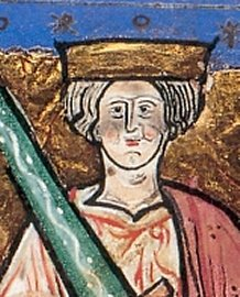 Ethelred II (the Unready), King of England from 978 to 1016