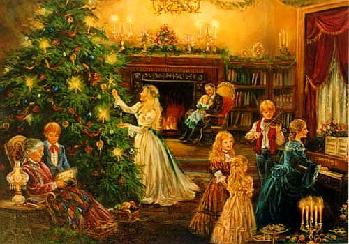 victorian_family_christmas