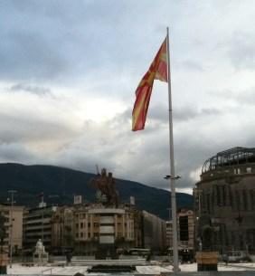 Macedonian nationalism at its finest.