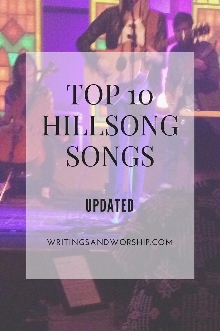 Hillsong-Lieder über Vergebung
