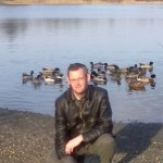 At Lough Gowna some years back