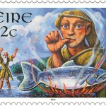 Salmon of Knowledge – Irish Stamp from An Post