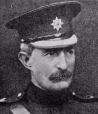 """Known as """"The Demon"""" for his success against the Germans, FitzClarence gave the orders for taking and then retreat from Gheluvelt"""