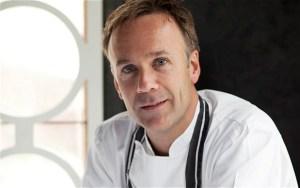 Marcus Wareing, Michelin star chef