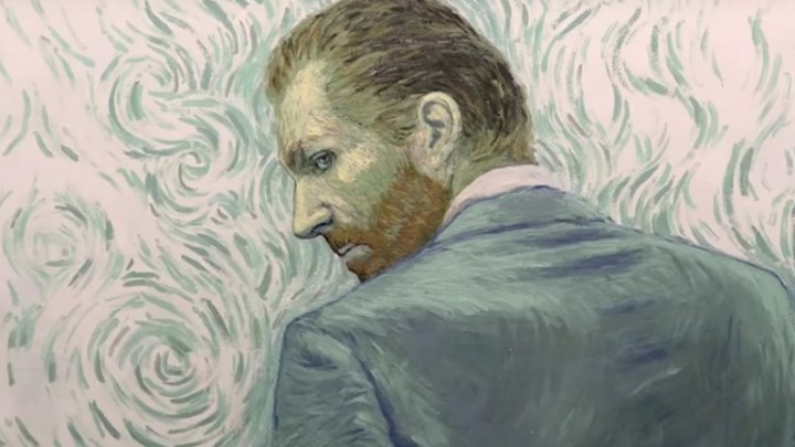 0a76f534e If there's one film that transcends its uniqueness, it's Dorota Kobiela &  Hugh Welchman's Loving Vincent, the world's first fully oil painted feature  film ...