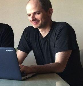 "Michael and Jacob Koskoff, screenwriters of ""Marshall."""