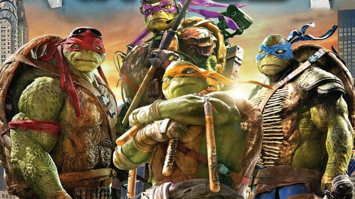 Teenage Mutant Ninja Turtles Out of the Shadows