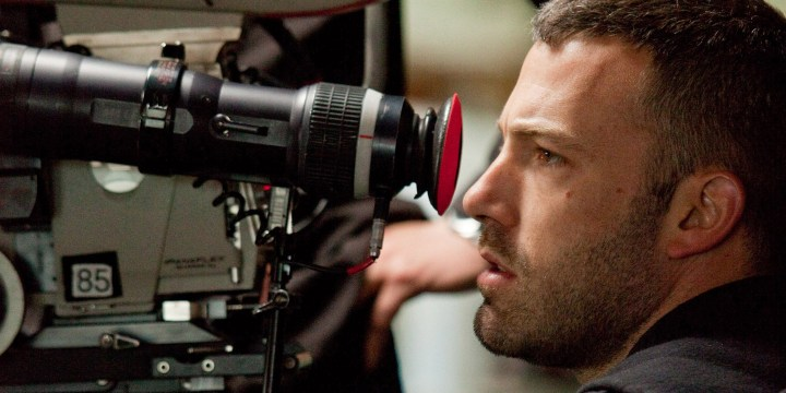 """Director/Screenwriter/Actor BEN AFFLECK on location during the filming of Warner Bros. Pictures' and Legendary Pictures' crime drama """"The Town,"""" distributed by Warner Bros. Pictures. Photo by Claire Folger"""