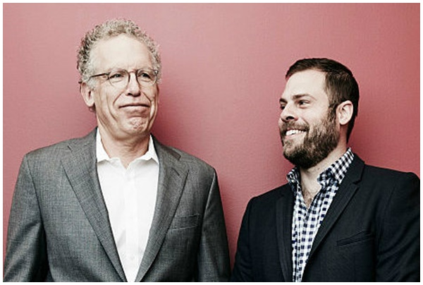 Carlton Cuse and Ryan Condal