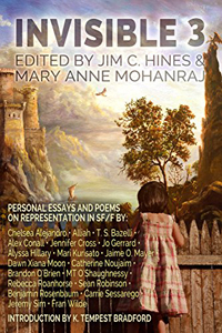 the cover to Invisible 3 - Essays and Poems on Representation in SFF