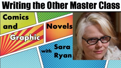 Writing the Other: Comics and Graphic Novels Master Class