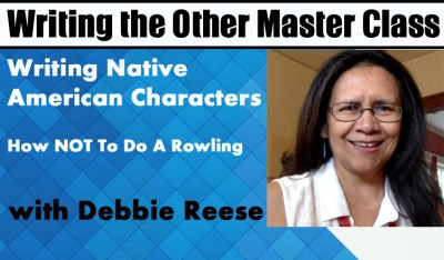 Writing Native American Characters Master Class