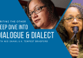 Dialogue and Dialect class header