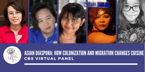 How Colonization and Migration Changes Cuisine Panel