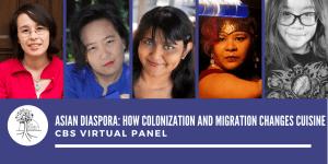 How Colonization and Migration Changes Cuisine Panel