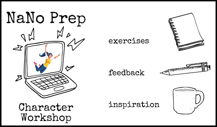 NaNo prep Character Workshop