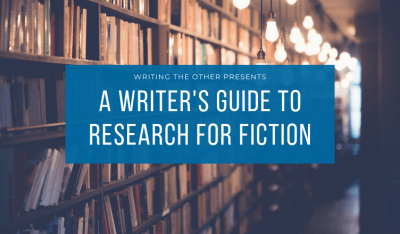 A Writers Guide to Research for Fiction