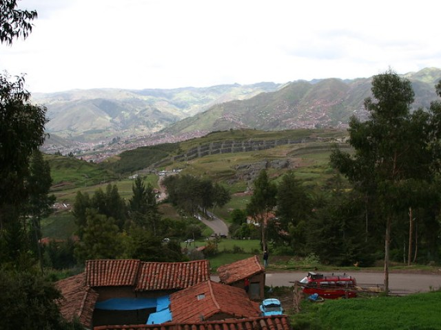 Sacred Valley home, Peru