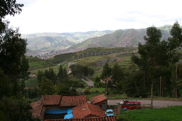 Peruvian Sacred Valley home