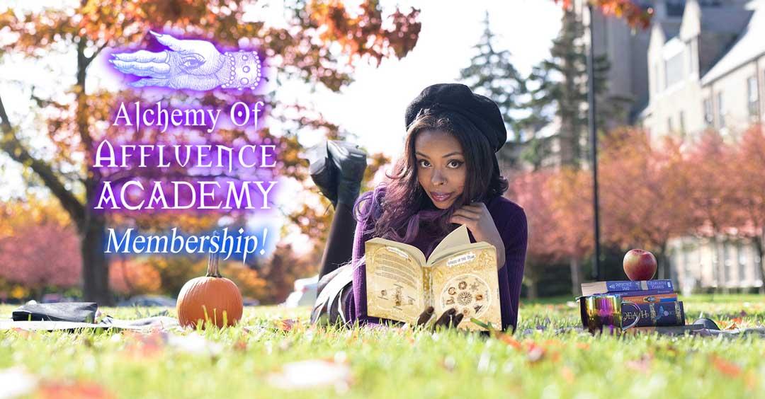 alchemy of affluence academy membership