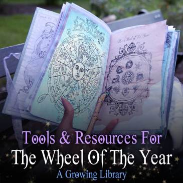 witches sabbats pagan holidays resources icon