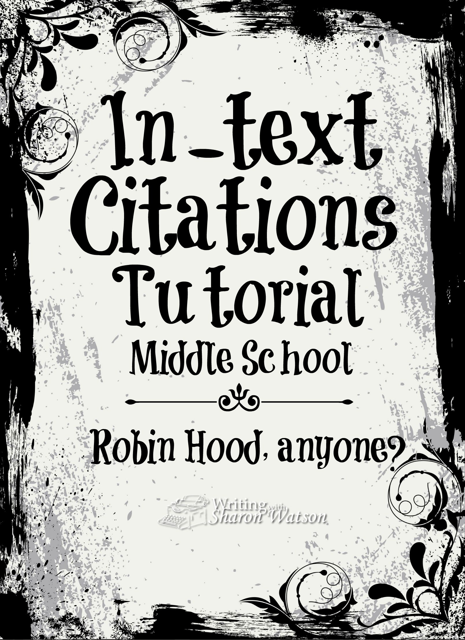 In Text Citations Middle School Image