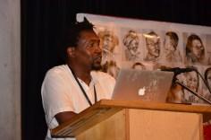 Mukoma delivers keynote