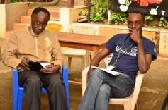 Prof Luutu Mukasa at Ubuntu