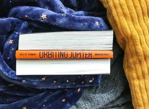 Orbiting Jupiter by Gary D Schmidt, book review by charlotte dawson