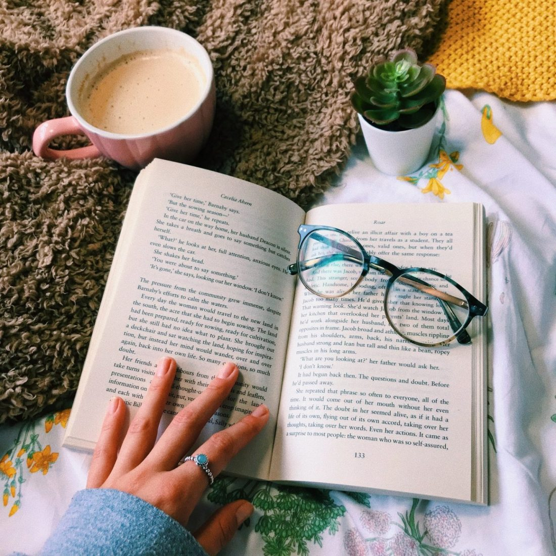 five ways to get back on track, reading, writing, planning