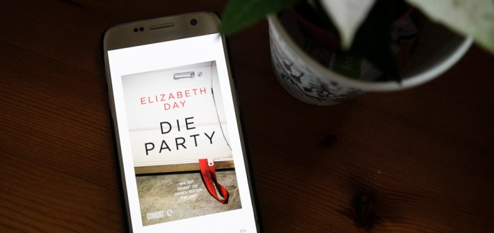 """Die Party"" von Elizabeth Day"