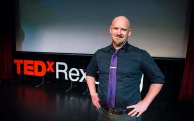 Check out my TEDx talk!