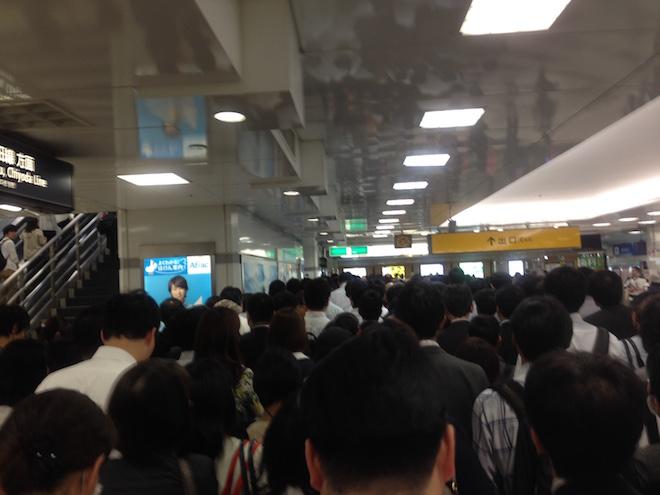 湘南台駅改札