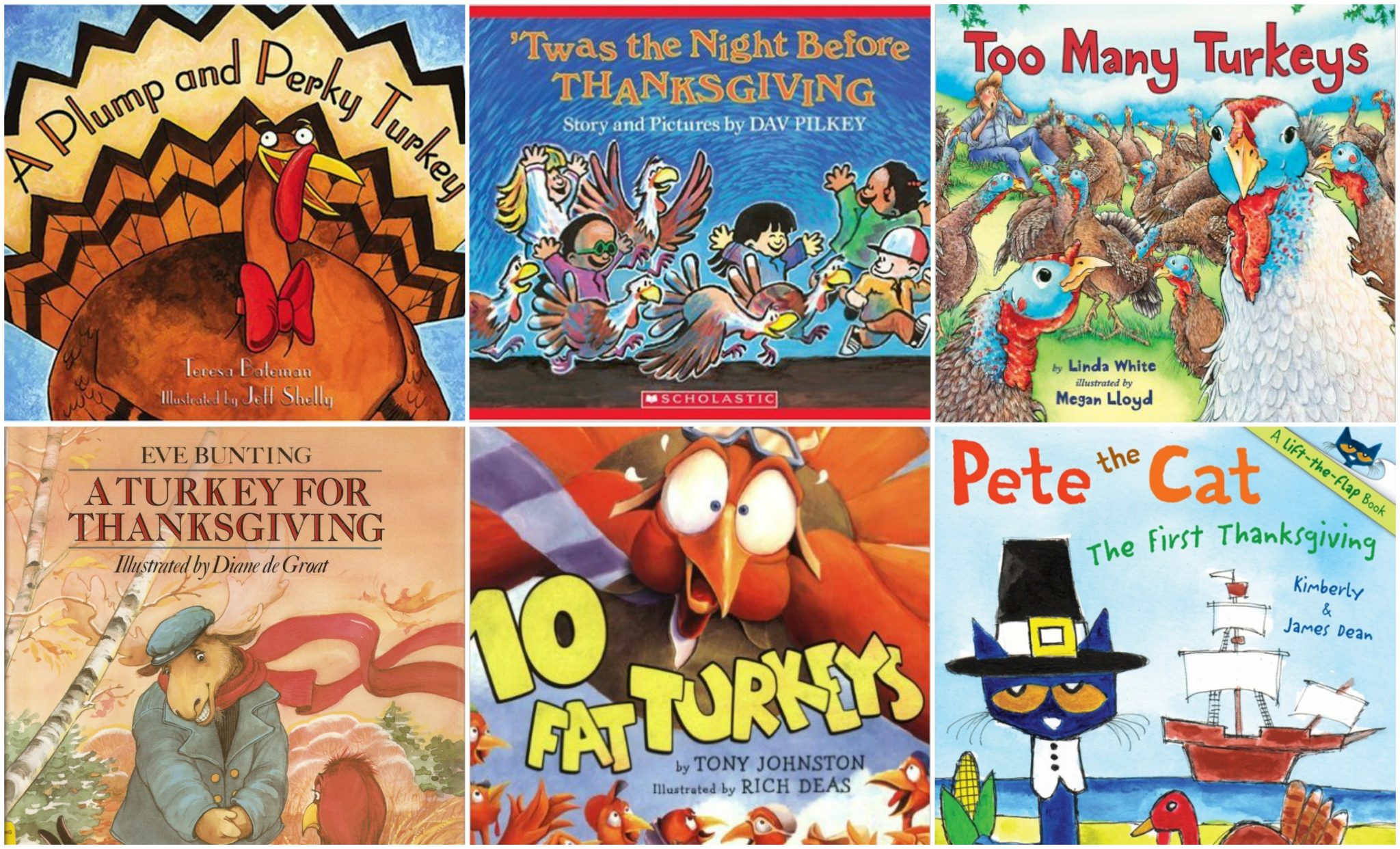 10 Books To Read This Thanksgiving