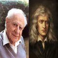 Karl popper and Isaac Newton