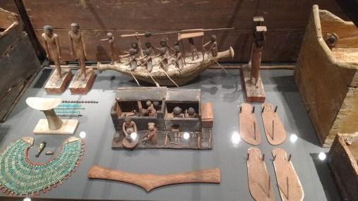 Inside the sarcophagus