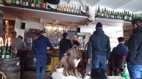 Guy behind the bar is Australian