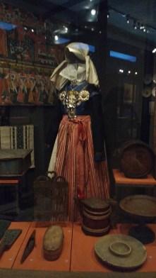 Regional folk costume