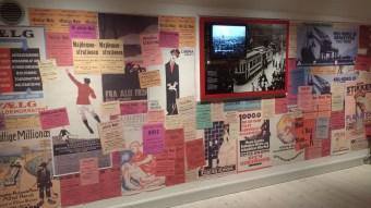 Propaganda room