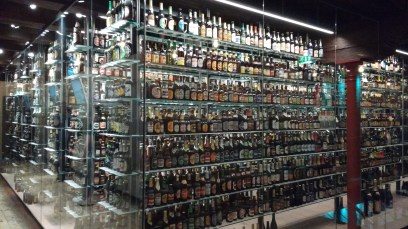 World's largest beer bottle collection