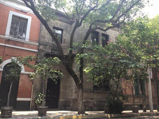 Casa de Manuel Bartlett en Flora